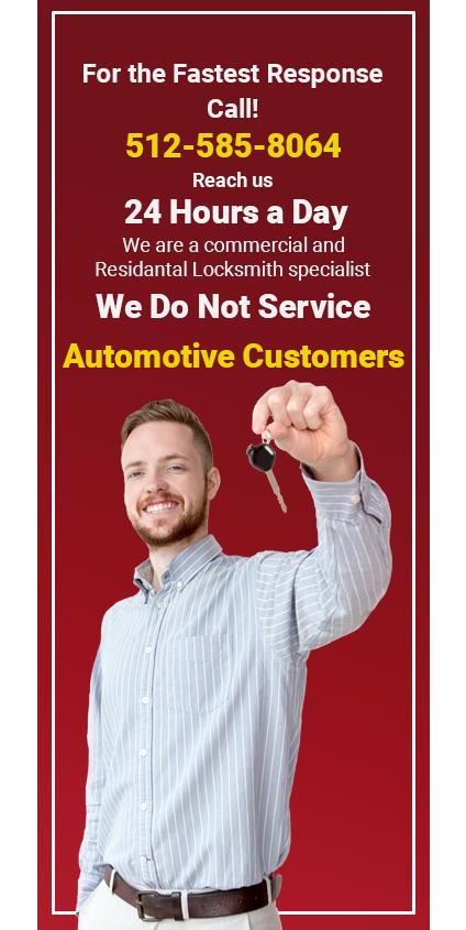 Locksmith Services in Kyle TX