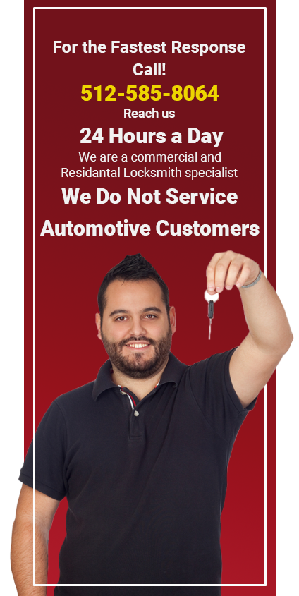 commercial locksmith in canyon lake